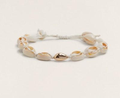 Seashell Anklet Bracelet