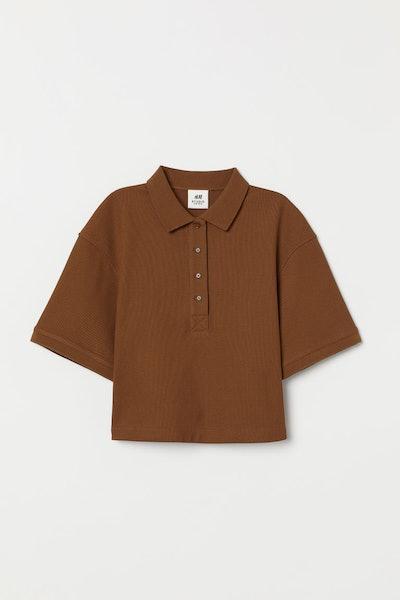 Short Polo Shirt