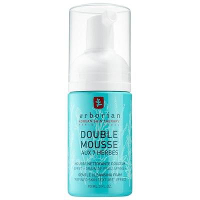 Erborian Double Mousse Gentle Cleansing Foam