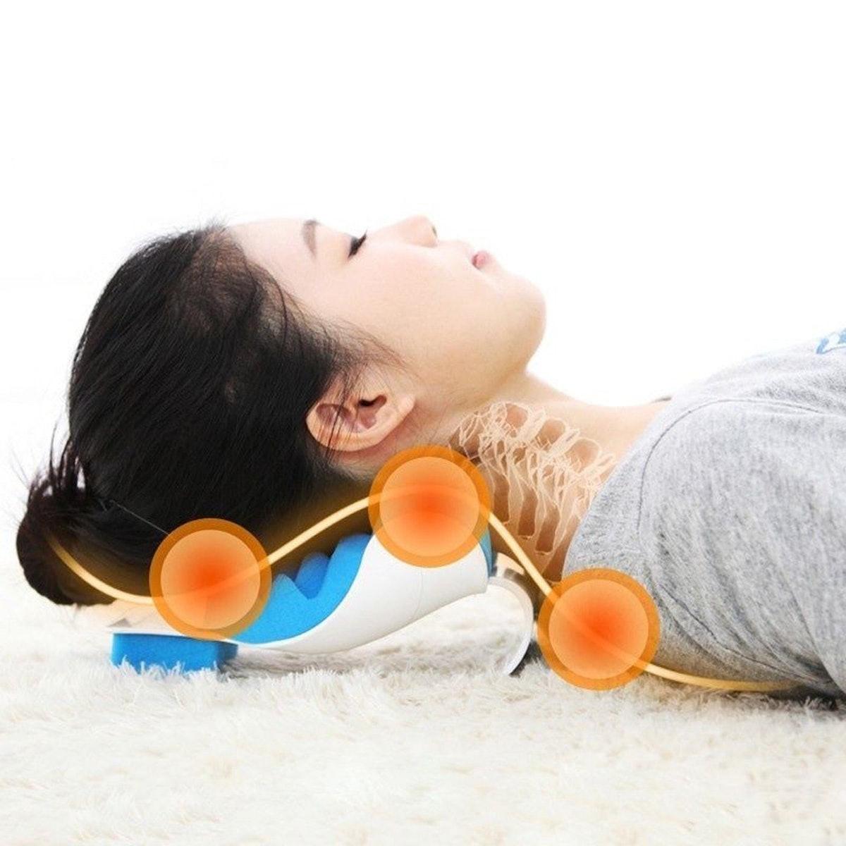 EcoGreen Storage Chiropractic Pillow
