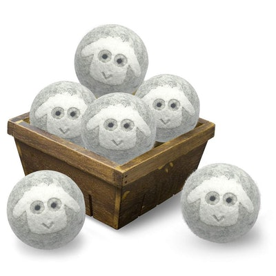 MG Muigore Wool Dryer Balls (6 Balls)