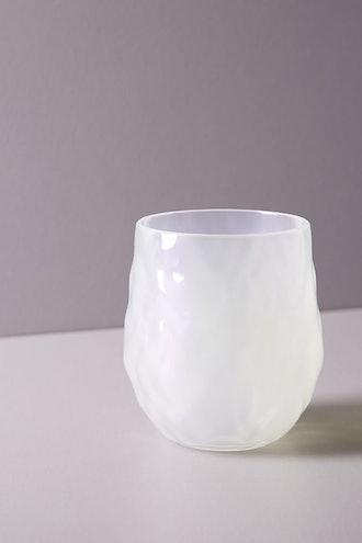 Melamine Stemless Wine Glasses, Set of 4