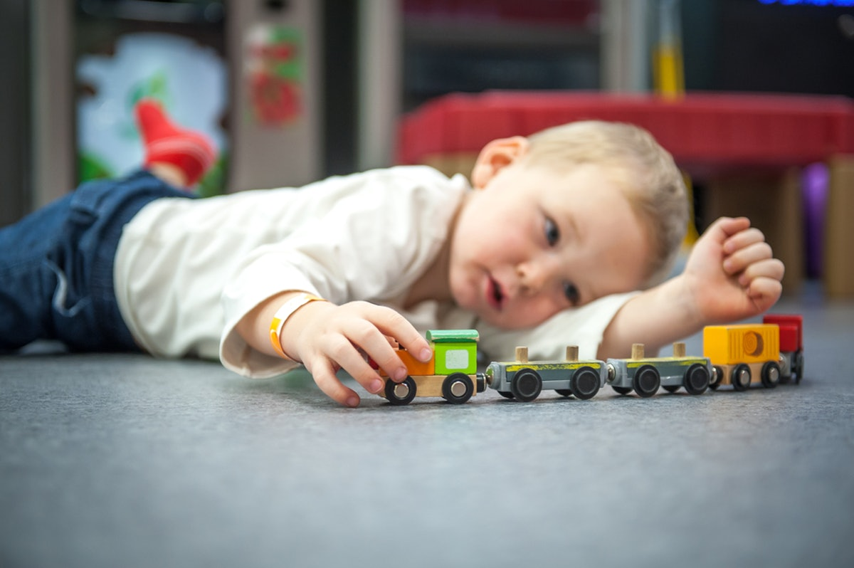 Why Do Toddlers Love Trains? The Science Behind Their Obsession