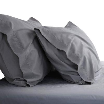 Bedsure Cooling Bamboo Pillowcases (2 Sets)