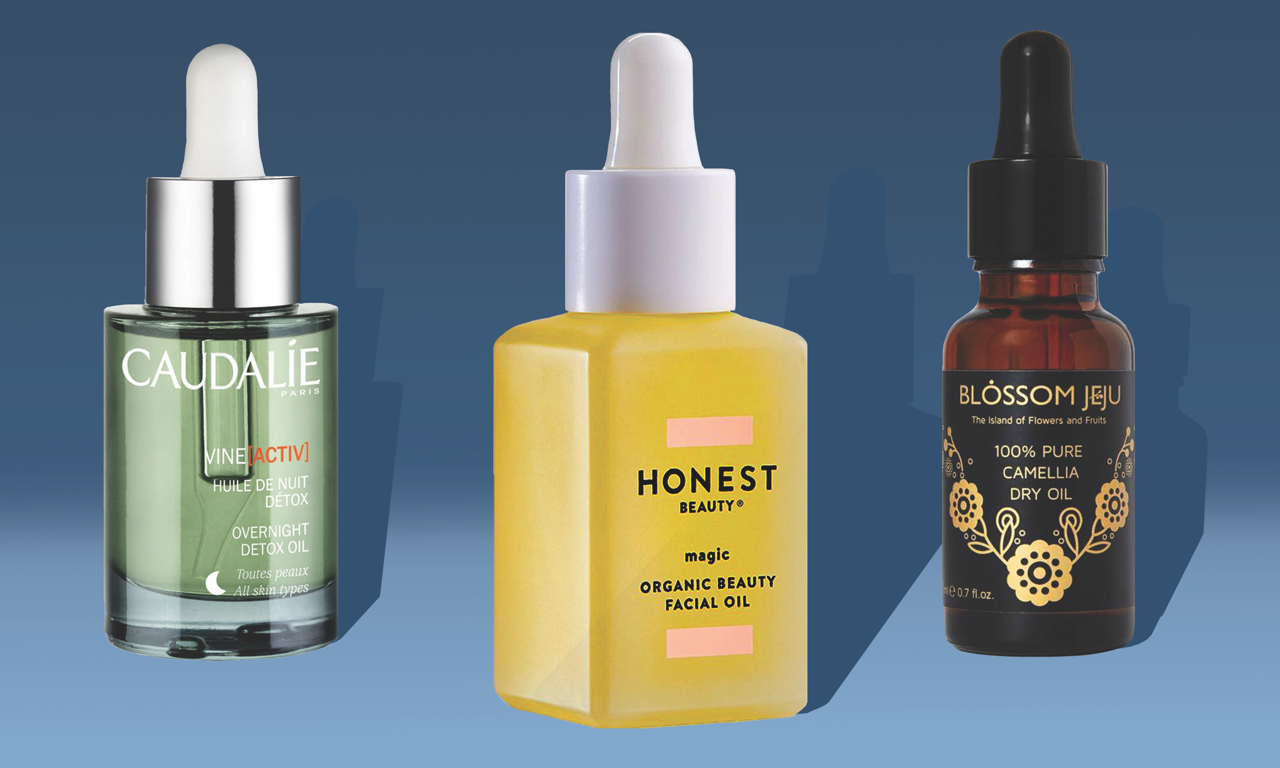 The 5 Best Face Oils For Glowing Skin