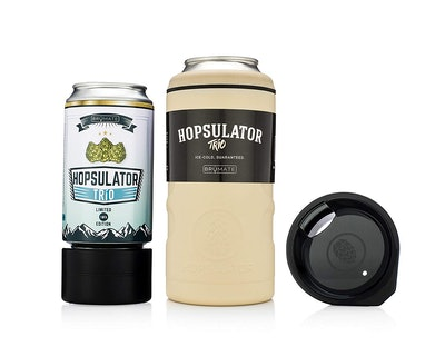 BruMate Hopsulator Trio Insulated Can Cooler