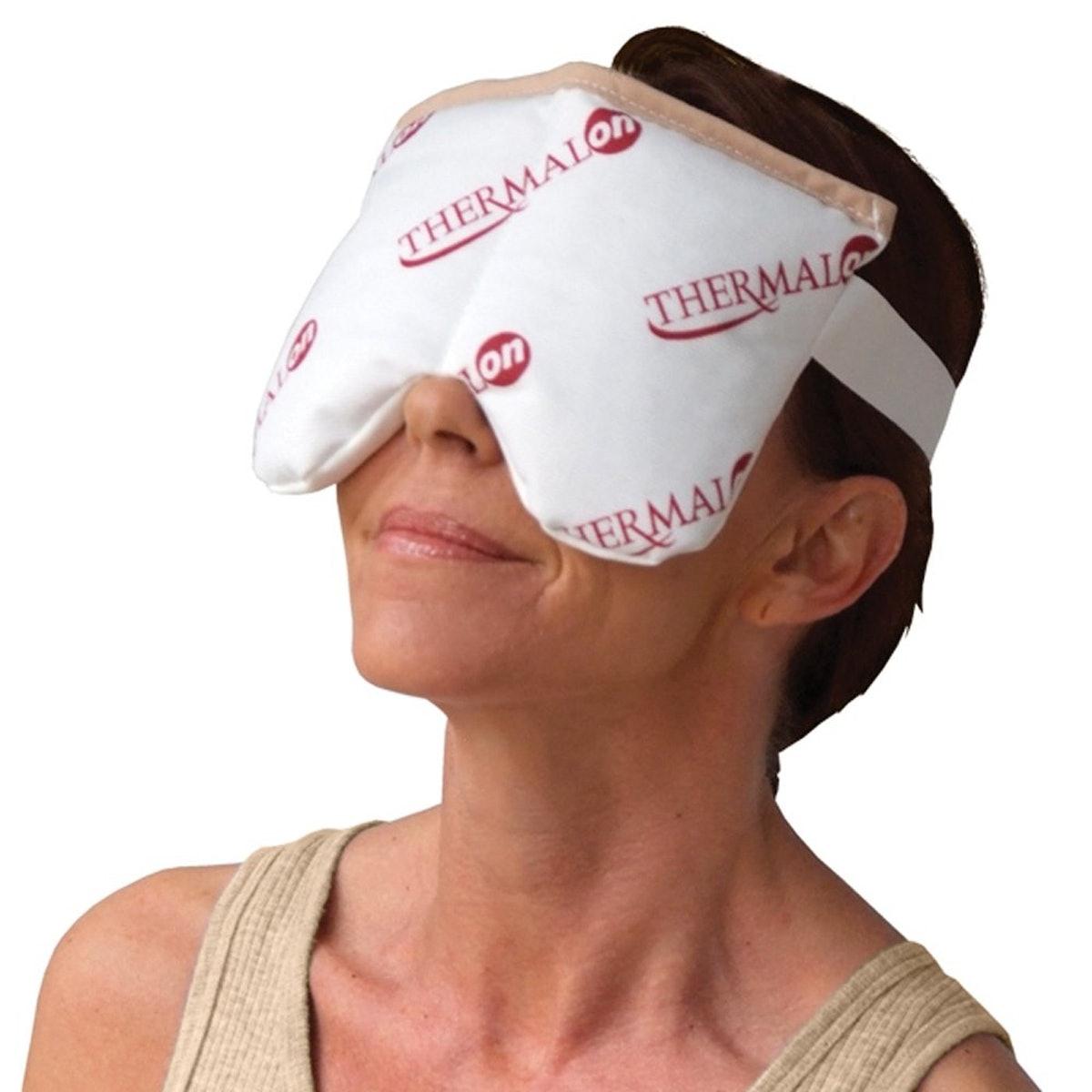 Thermalon Heat-Cold Sinus Mask