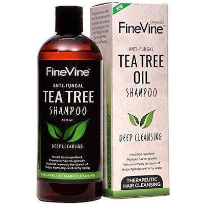 FineVine Tea Tree Oil Shampoo