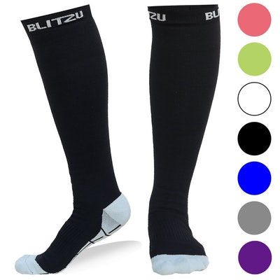 BLITZU Compression Socks (Sizes S-XL)