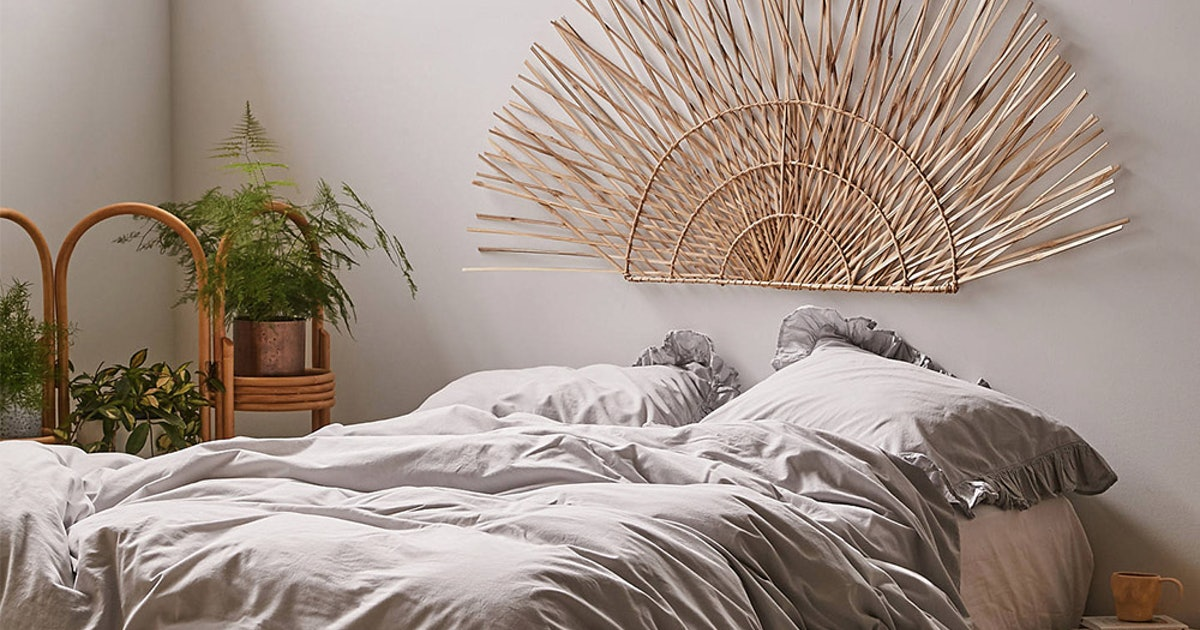 10 Headboards Under $100 That'll Transform Your Bedroom For Spring
