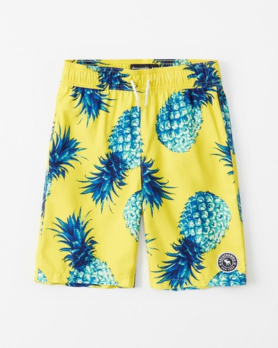 Tropical Boardshorts For Boys