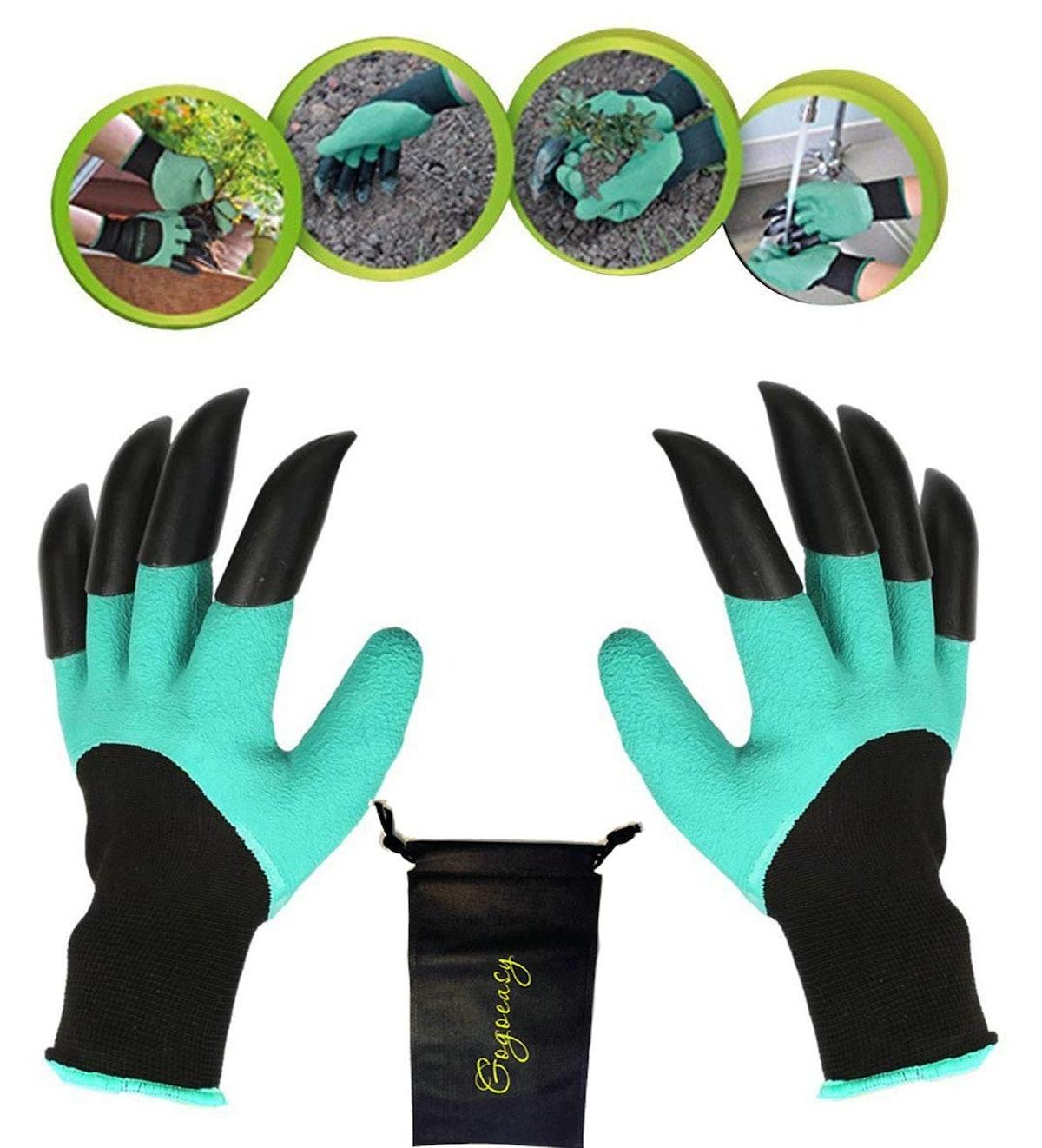 YTH Garden Gloves With Claws