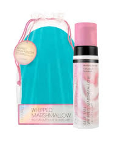 Self-Tan Whipped Marshmallow Bronzing Mousse