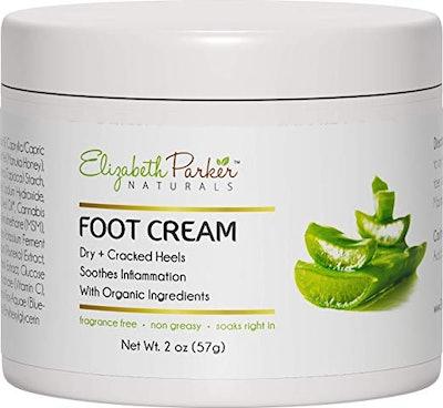 Elizabeth Parker Naturals Foot Cream