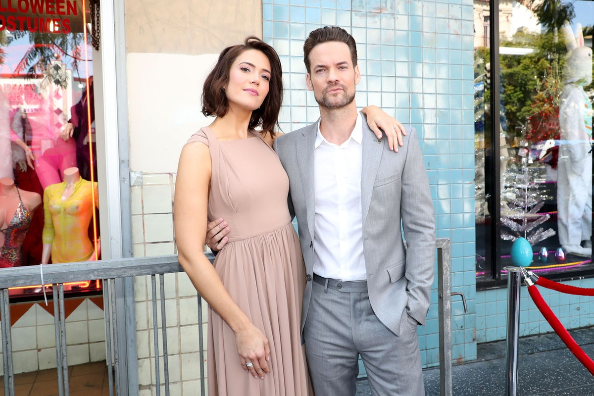 Mandy Moore & Shane West Shared 'A Walk To Remember' Reunion No Fan Will Ever Forget — PHOTOS