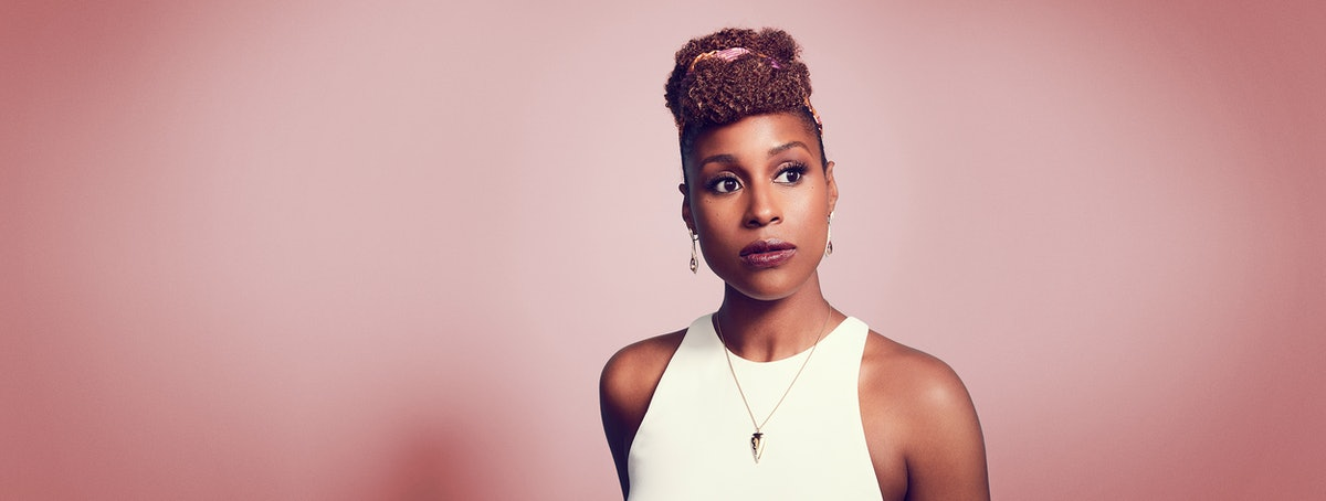 "Issa Rae Didn't Ask To Be A ""Beauty Icon"""