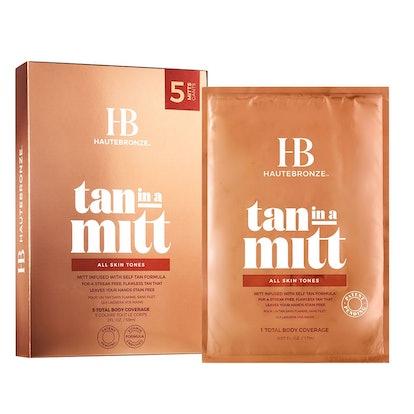Tan in a Mitt Infused Self Tan Mitt