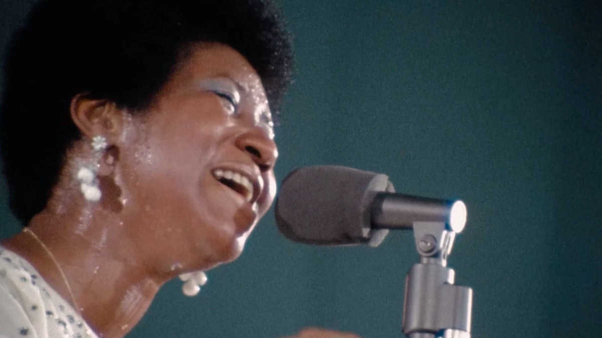 When Is 'Amazing Grace' Out In The UK? You'll Be Blown Away By This Aretha Franklin Performance