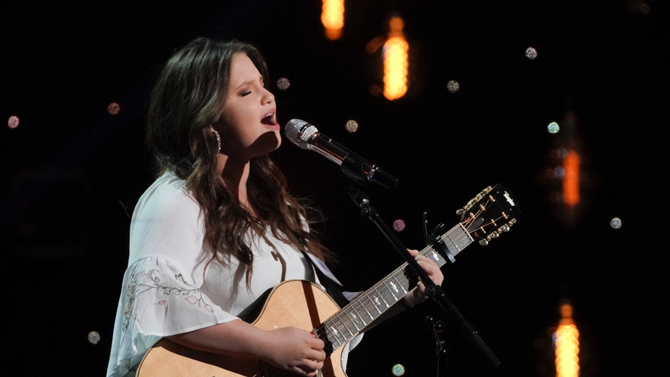 Madison VanDenburg From 'American Idol' Says There's One