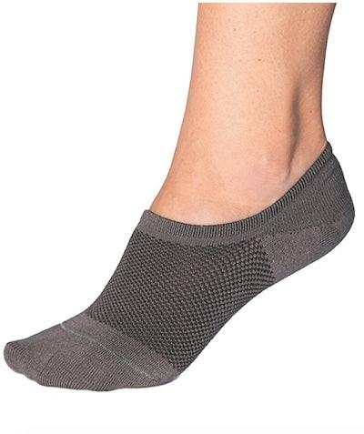 Bam&bü Women's Premium No-Show Socks (3 Pairs)