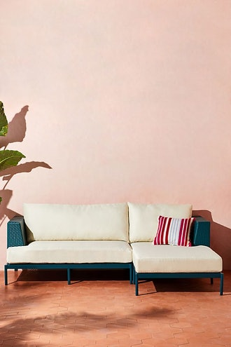 Palm Springs Chaise Sectional, Right