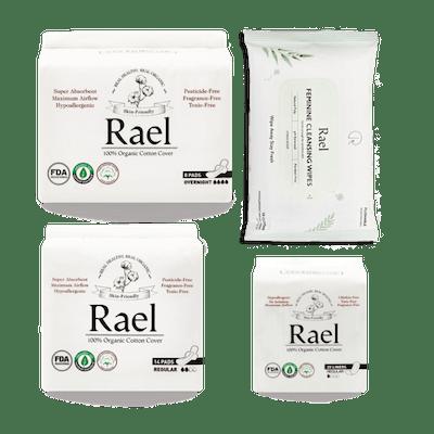 Rael Overnight Pad Value Pack