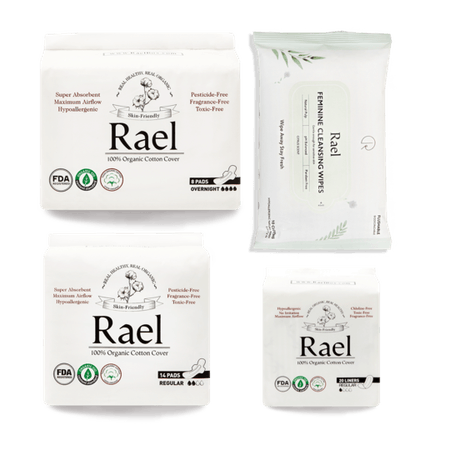 Rael Overnight Pad Value Pack