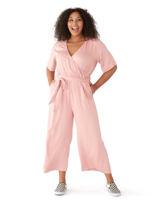 Ban.do Pink Jumpsuit