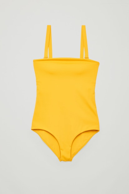 Swimsuit With Removable Straps