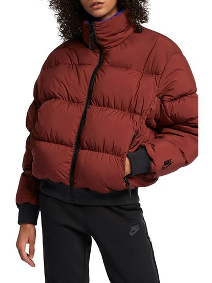 NRG Reversible Down Fill Puffer Jacket
