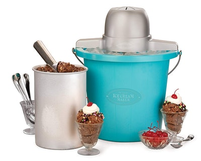 Nostalgia Electric Ice Cream Maker