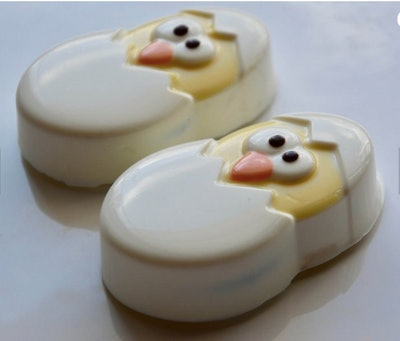 Easter Chicken Cookies (6-pack)