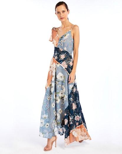 Janie Maxi Dress - Spliced