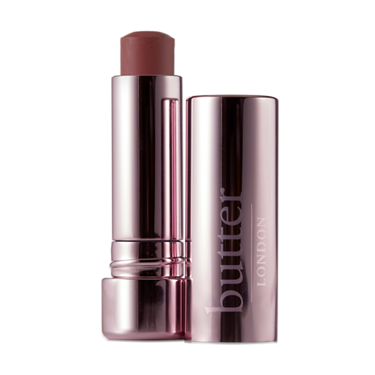 """Butter London Plush Rush Tinted Lip Treatment in """"Double Play"""""""