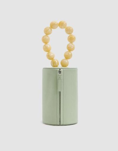 Cylinder Wristlet