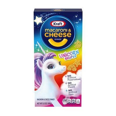 Kraft Unicorn Shapes