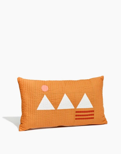 QuiltKween Quilted Throw Pillow Case 002