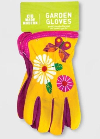 Kid Made Modern Butterfly Gardening Glove