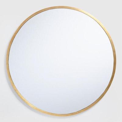 Sana Brass Mirror