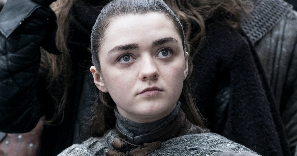 Maisie Williams Revealed The One 'Game Of Thrones' Season You Need To Rewatch Before Season 8