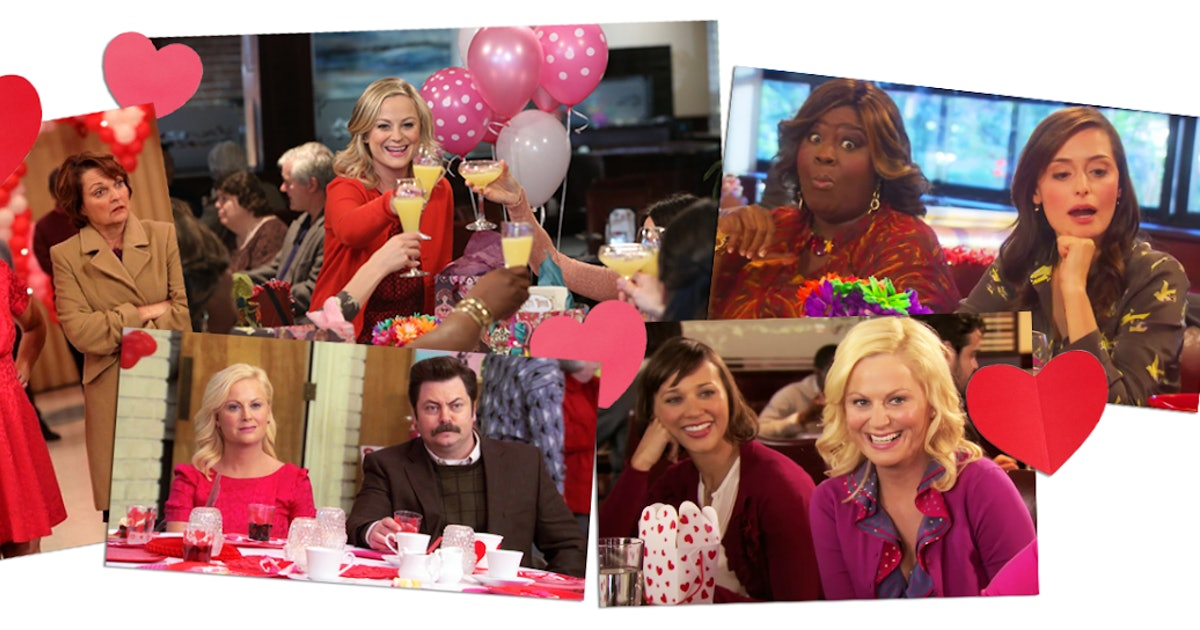 "A 'Parks & Recreation' ""Galentine's Day"" Episode Oral History, Featuring Amy Poehler, Nick Offerman, Retta & More"