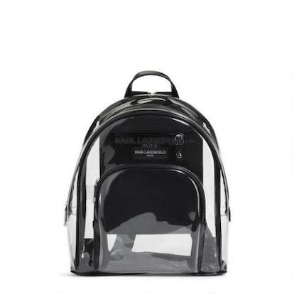 Clear Swim PVC Backpack