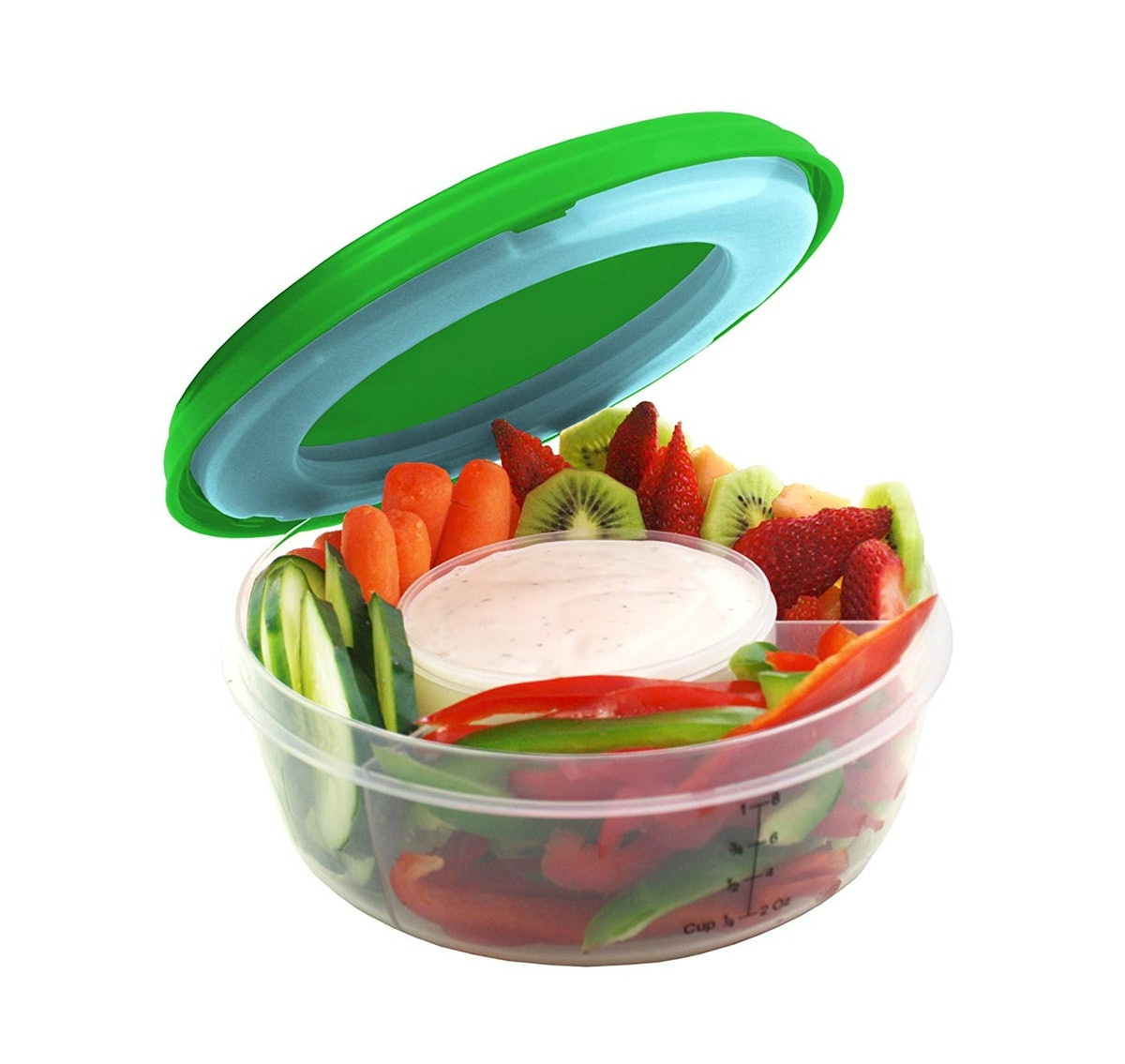 Fit & Fresh Fruit And Veggie Bowl