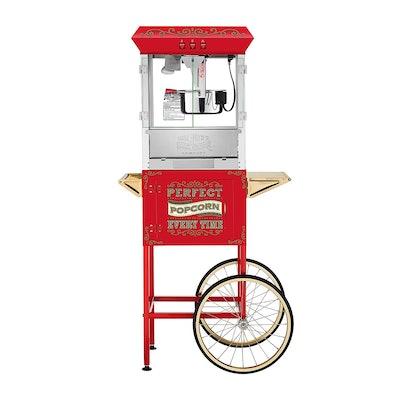 Great Northern Popcorn Company Popcorn Machine with Cart
