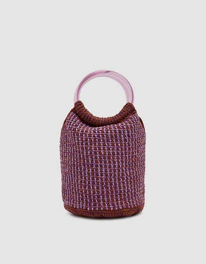 Praia Crochet Bag