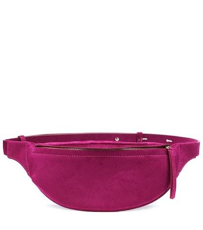 Lubo Velvet Belt Bag