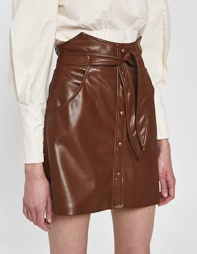 Chai Western Mini Skirt