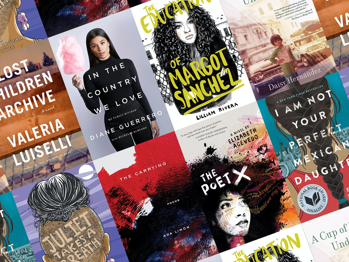 15 Books By Latinx Writers That Every High Schooler Should Read