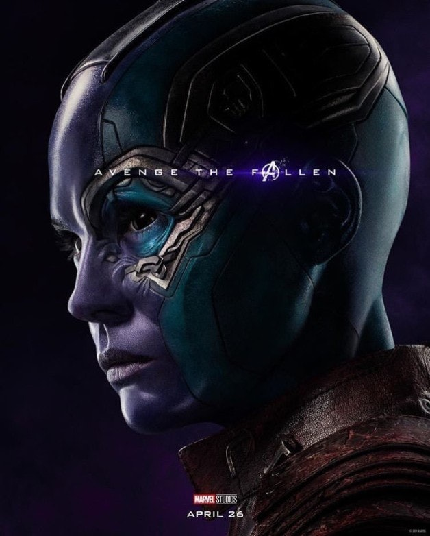 The Avengers Endgame Posters Have Fans Panicking Over Shuri