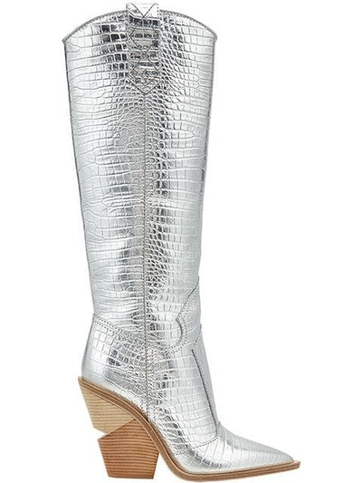Pointed Toe Cowboy Boots